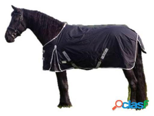 QHP Capa impermeable XL 0gr negro 215 cm