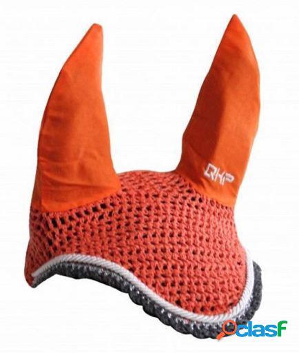 QHP Orejeras color naranja Cob