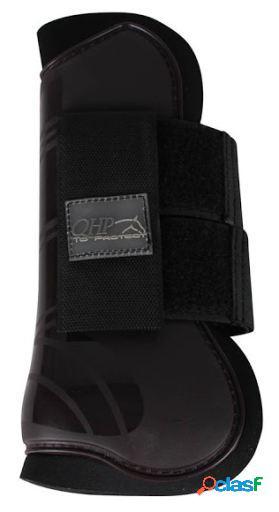 QHP Protector tendón marrón Shet