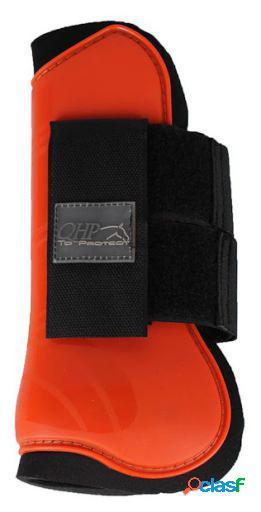 QHP Protector tendón naranja Shet