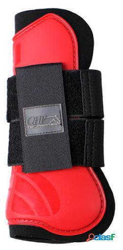 QHP Protector tendón rojo brillante Full