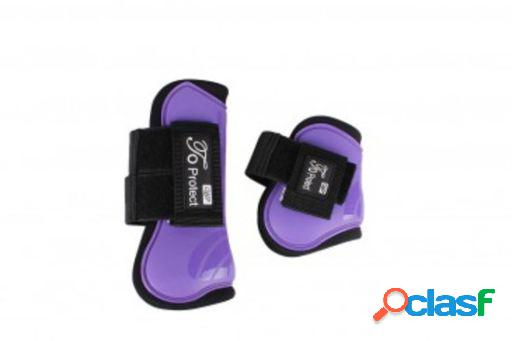 QHP Set protectores tendón luxury passion flower full