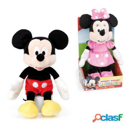 Quiron Mickey o Minnie Club 25 Cm