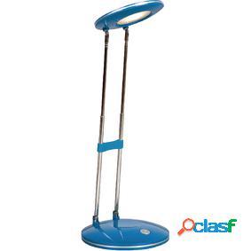 Ranex lÁmpara de escritorio de 6led 2.5w azul