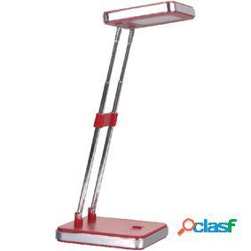 Ranex lÁmpara de escritorio de 6led 2.5w rojo