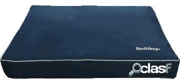 Red Dingo Cojín Rectangular Special Azul Marino 60x80 cm
