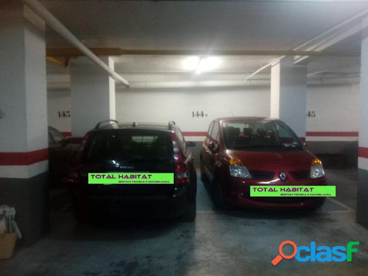 Ref: 00530 Se ALQUILA Plaza de aparcamiento doble con