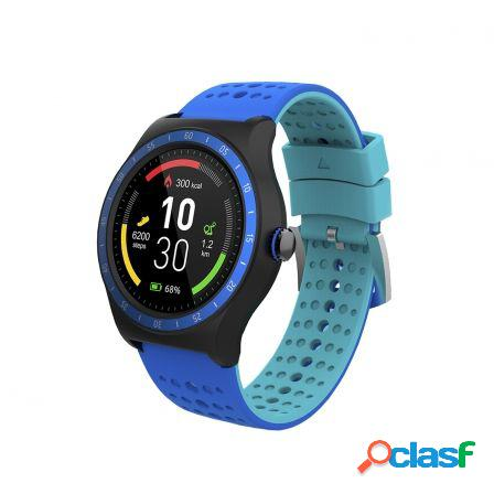 Reloj inteligente smartee pop spc 9625a azul - pantalla
