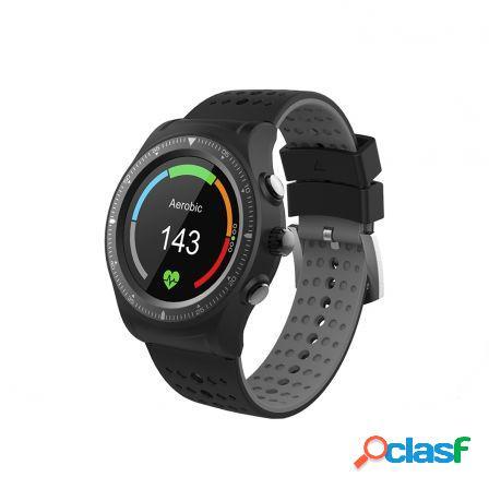 Reloj inteligente smartee sport spc 9620n negro - pantalla