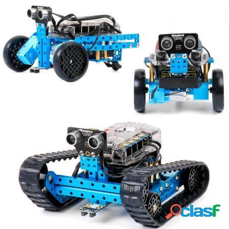 Robot educativo mbot ranger spc makeblock - permite