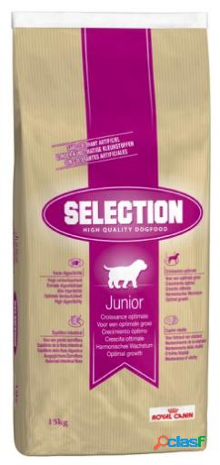 Royal Canin Pienso Selection Junior 15 Kg