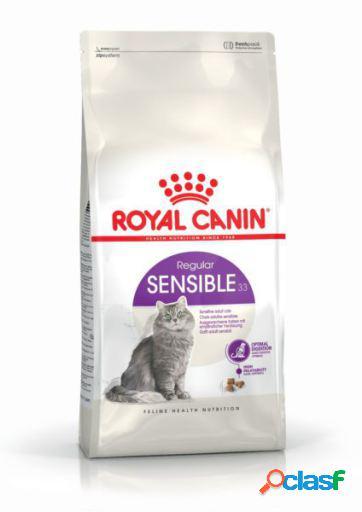 Royal Canin Pienso para Gatos Sensible 33 10 KG