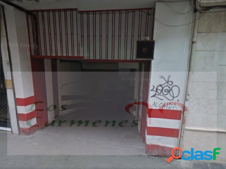Se Vende Plaza de Garaje en Zona San Antón