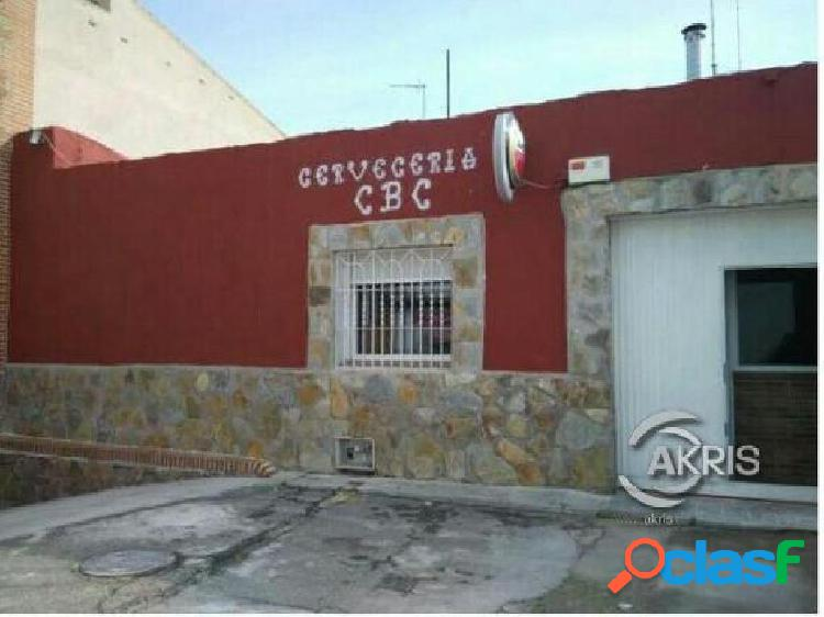 Se vende bar en zona céntrica de Numancia de la Sagra