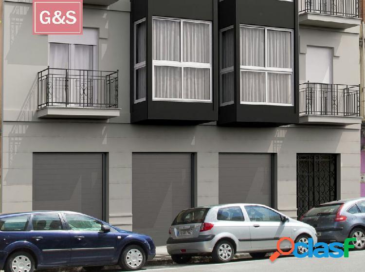 Se vende local céntrico de nueva construcción !!