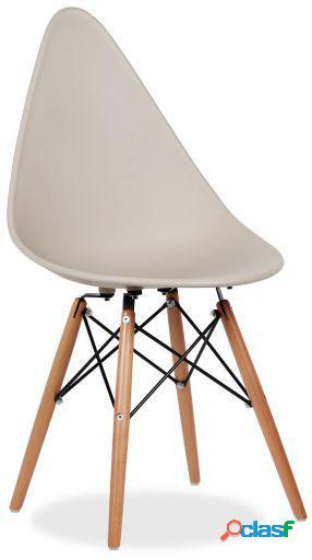 Silla Eames Beige