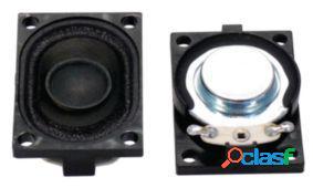 Small loudspeaker 2.8 x 4 cm (1.1' x 1.6') 8 ohm 3 w