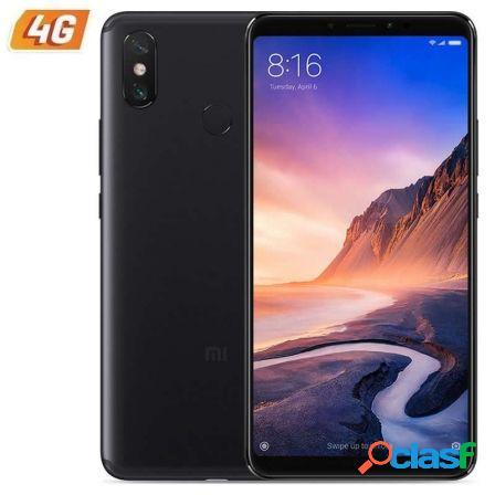 "Smartphone movil xiaomi mi max 3 negro - 6.9""/17.5cm - oc"