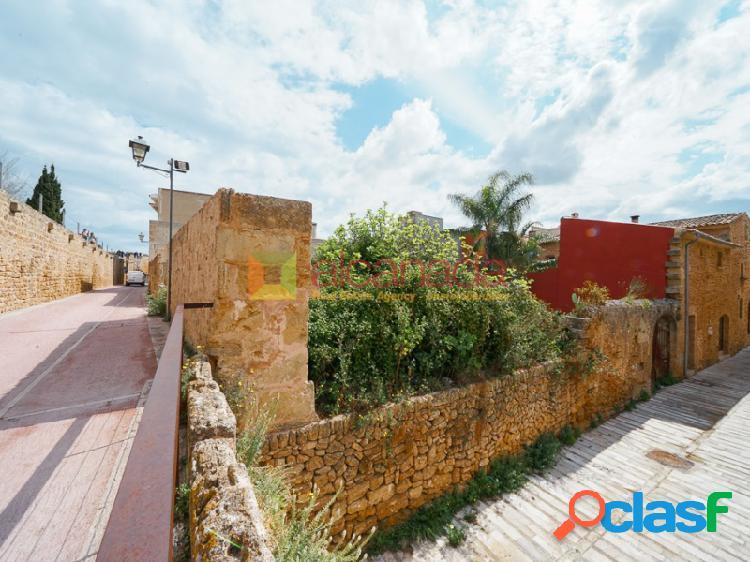 Solar a la venta en Alcudia, Mallorca.