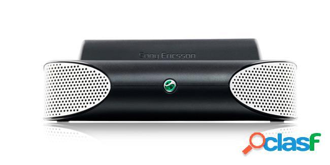 Soporte con altavoces Sony Ericsson Ms410, original de la