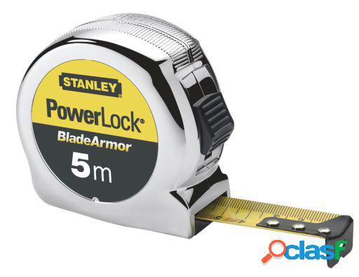 Stanley Flexómetros 5 m x 25 mm blade armor blister