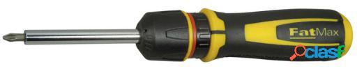 Stanley Multipuntas carraca fatmax + 15 puntas fatmax pro