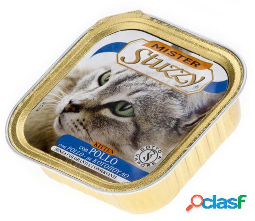 Stuzzy Cat Pollo Para Gatitos 32x100 gr