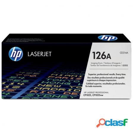 Tambor de imagen hp n126a laser negro, color 14000 paginas