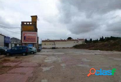 Terreno Urbanizable a la venta en Alcudia de Crespins.