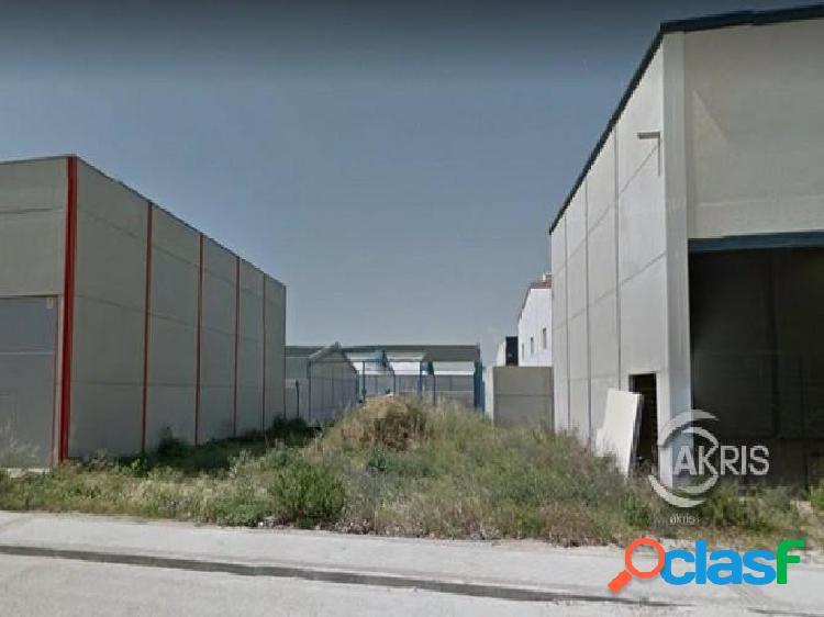Terreno en Venta situado en el Poligono Industrial de