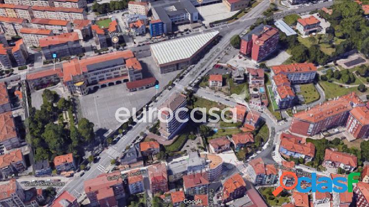 Terreno urbano en Santander