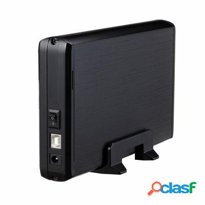 """TooQ Tqe-3509B caja externa Hd 3. 5"""" Sata3 a Usb2. 0,"""