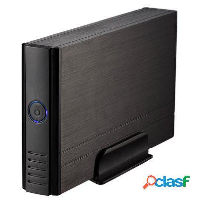 """TooQ Tqe-3520B caja externa Hd 3. 5""""Ide/ Sata3 Negr,"""