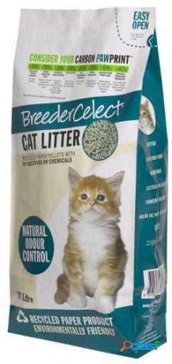 Trixder Sustrato higiénico de pellets de Papel Reciclado