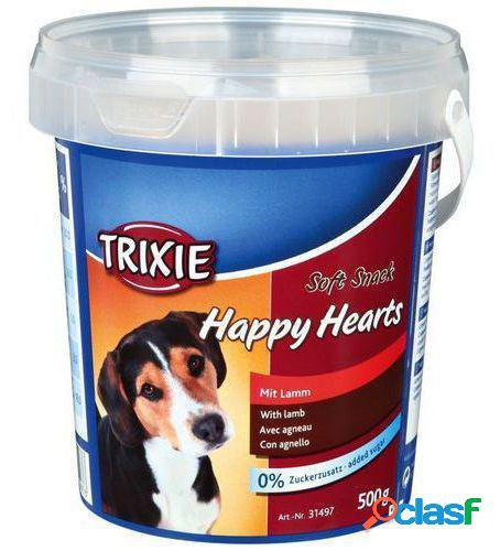 Trixie Bote Soft Snack Happy Hearts, arroz y pollo 500 GR