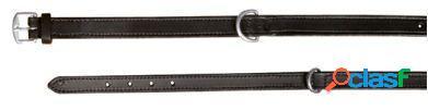 Trixie Collar Active, Negro 27-32 cm
