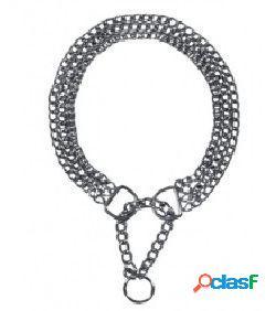 Trixie Collar Entrenamiento, Acero Inoxidable 53 cm