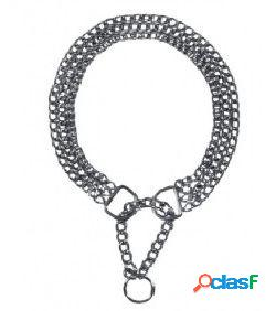 Trixie Collar Entrenamiento, Acero Inoxidable 60 cm