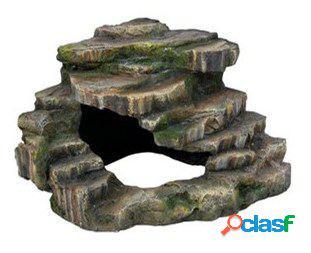 Trixie Piedra Esquinera Con Cueva&plataforma, 27x21x27Cm