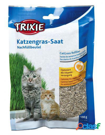 Trixie Recambio hierba para gatos