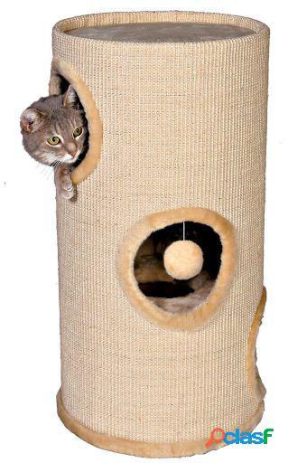 Trixie Torre Juego Gatos, 70 Cm, Beige