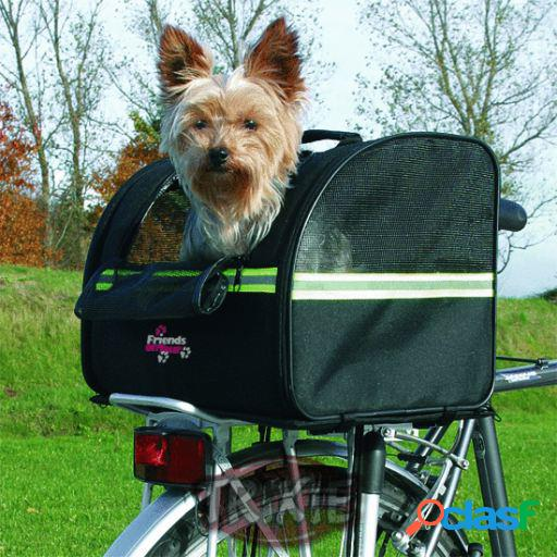 Trixie Transportín trasero bicis