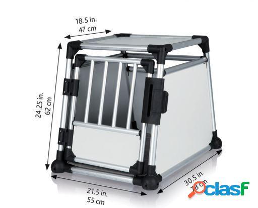 Trixie Trixie Jaula De Transporte, Aluminio 55*62*78Cm