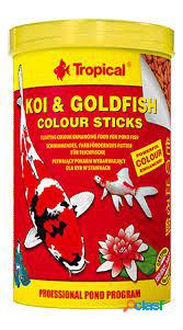 Tropical Koi&Goldfish Color Stick Bag 1L/80 gr 1 L