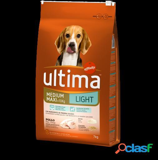 Ultima Pienso Medium Maxi Light 7 KG