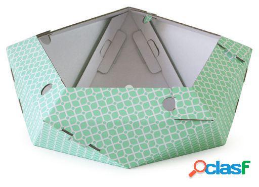 United Pets Caja de carton para gatos - Oliver