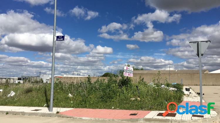 Urbis te ofrece Parcelas en Polígono Industrial de Villares