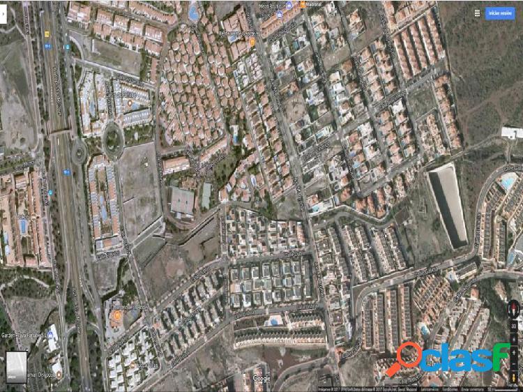 Venta de parcela Urbana en El Madroñal