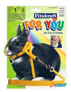 Vitakraft Arnes De Nylon Para Conejos y Cobayas