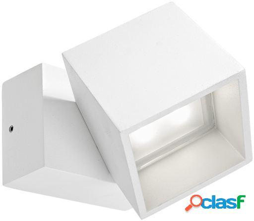 Wellindal Aplique Cubus 10xLed 11W Blanco